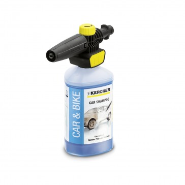 FJ 10 C Connect 'n' Clean Foam and Care nozzle with Car Shampoo