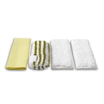 Steam + Clean Bath cloth set