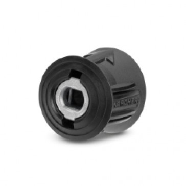 High pressure quick click x 22mm adaptor.