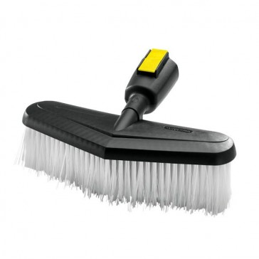 Push-on washing brush