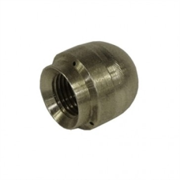 Pipe cleaning nozzle