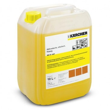 Alkaline active cleaner RM 81 ASF 10ltr