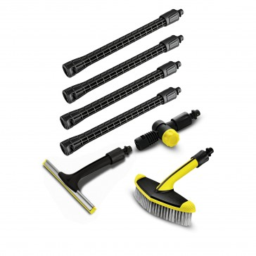 Window and conservatory cleaning set
