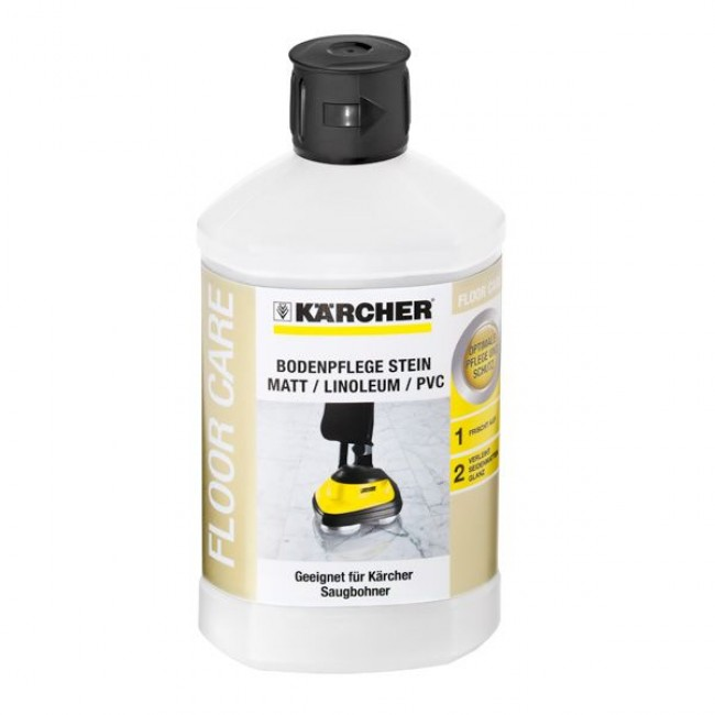 Floor Cleaner For Matt Stone, Linoleum And PVC (1ltr