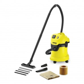 Kärcher WD3 P DIY Multi-Purpose Vac With Accessorys