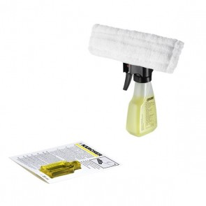 Window vac spray bottle set