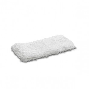 Set of microfibre cloths, floor cloth