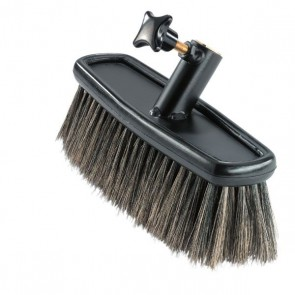 Push-on wash brush, M18 x 1.5