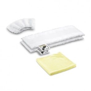 Microfibre cloth set kitchen