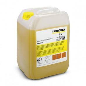 Alkaline foam cleaner RM 58 ASF