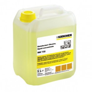 Disinfectant cleaner RM 732