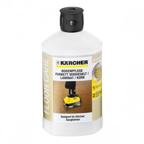Floor cleaner for sealed parquet, laminate and cork (1ltr)