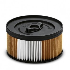 Nano-coated cartridge filter