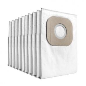 Filter bags fleece 10 St