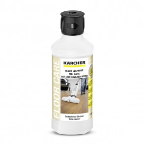 OILED/WAXED WOODEN FLOORING DETERGENT RM535, 500 ML