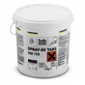 Press&ex Tablets RM 760 ASF