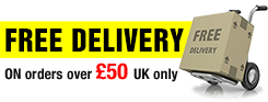 Free Delivery on oreders over £50