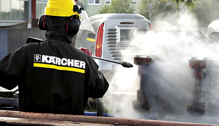 Karcher Cold Water Pressure