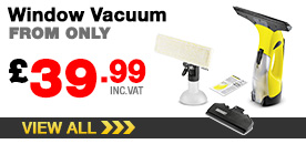Karcher wv window vac offer