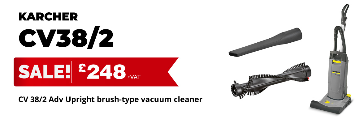 CV 38/2 Adv Upright brush-type vacuum cleaner