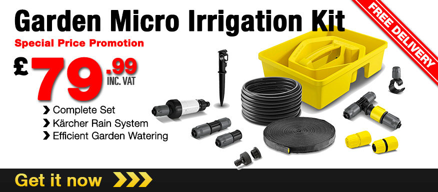 Karcher Garden rain irrigation kit